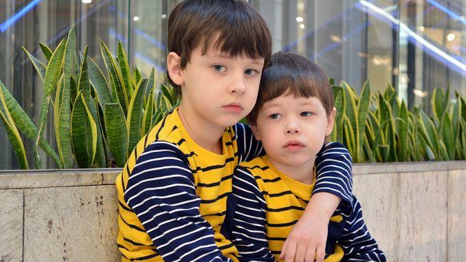 Kakak dan adik laki- laki
