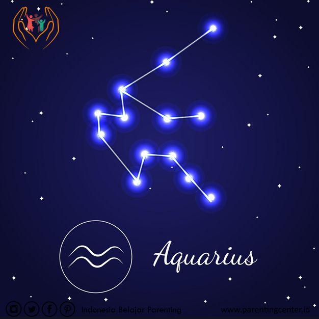 Karakter dan sifat anak Aquarius