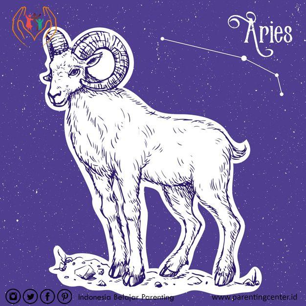 Karakter dan sifat anak Aries